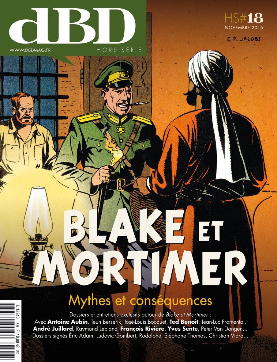DBD Blake et Mortimer couv