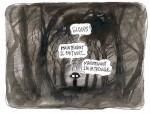 Dans la forêt sombre et mystérieuse case  page 25