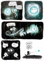 Dans la forêt sombre et mystérieuse page 27