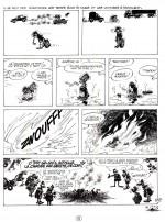 Planche gag n°34 par Franquin