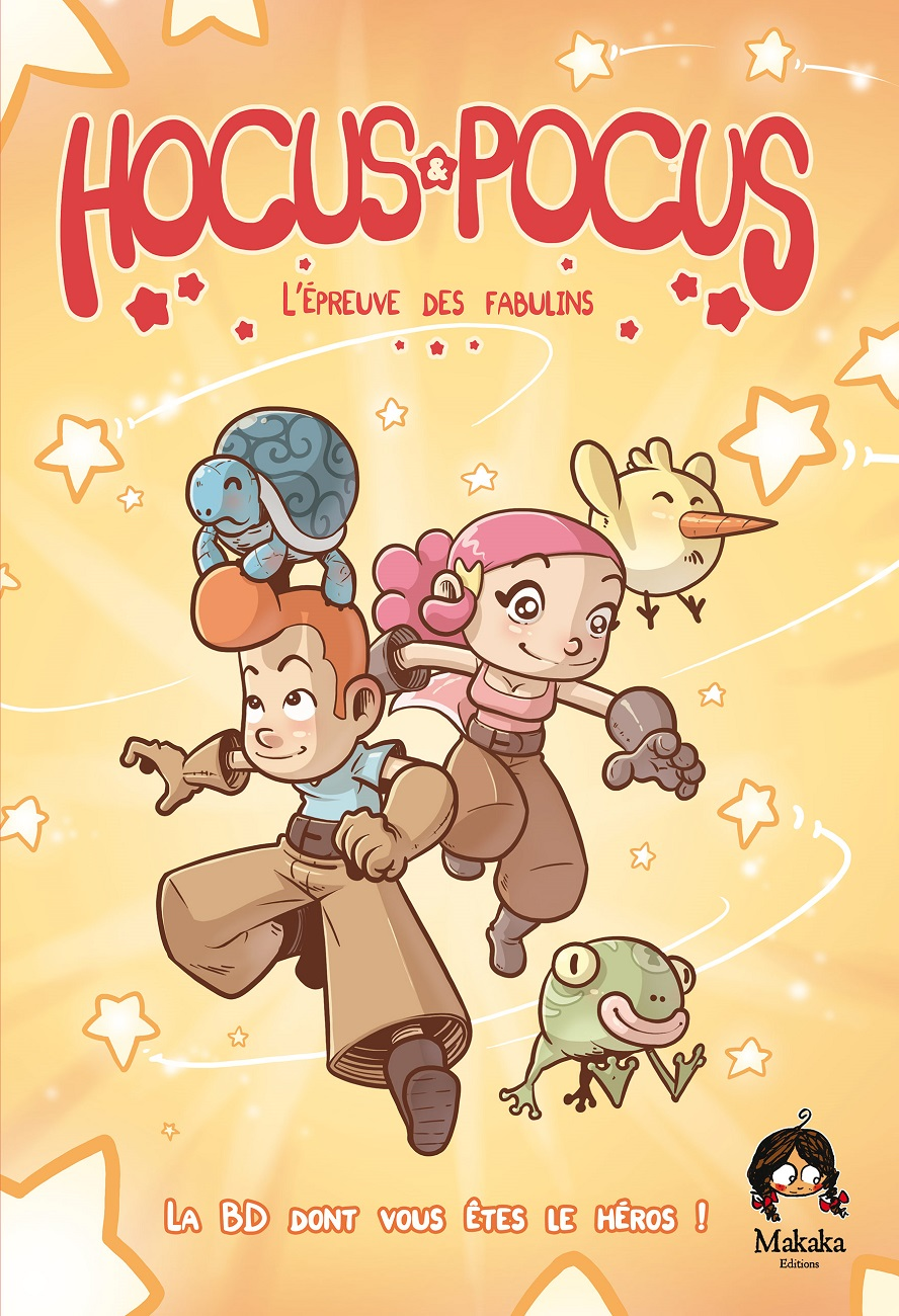 Hocus & Pocus couverture