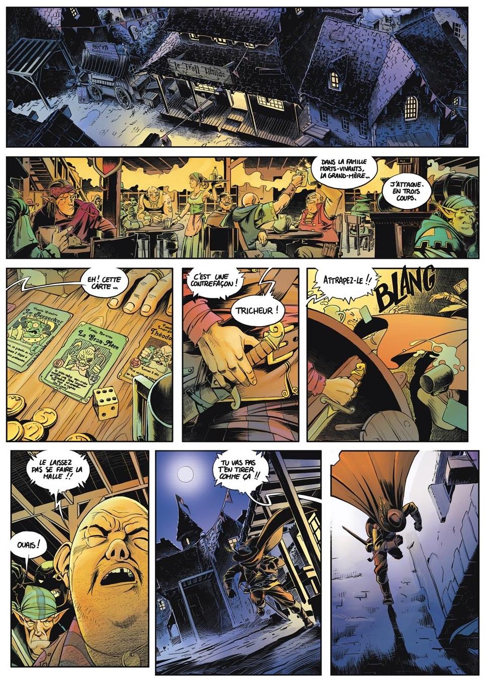 La Guilde des Voleurs page 3