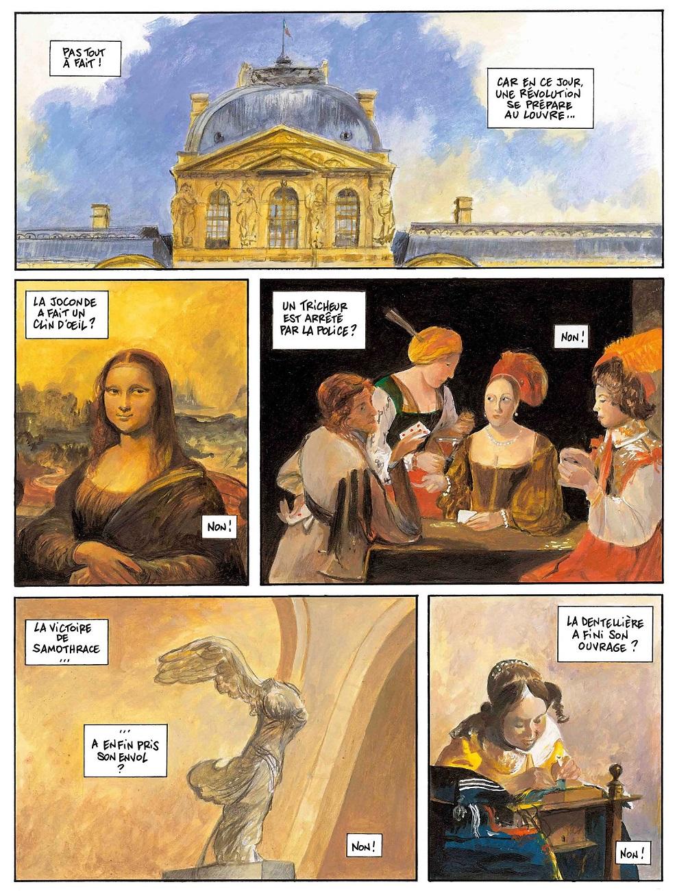 Le cheval qui ne voulait plus être une œuvre d'art page 4