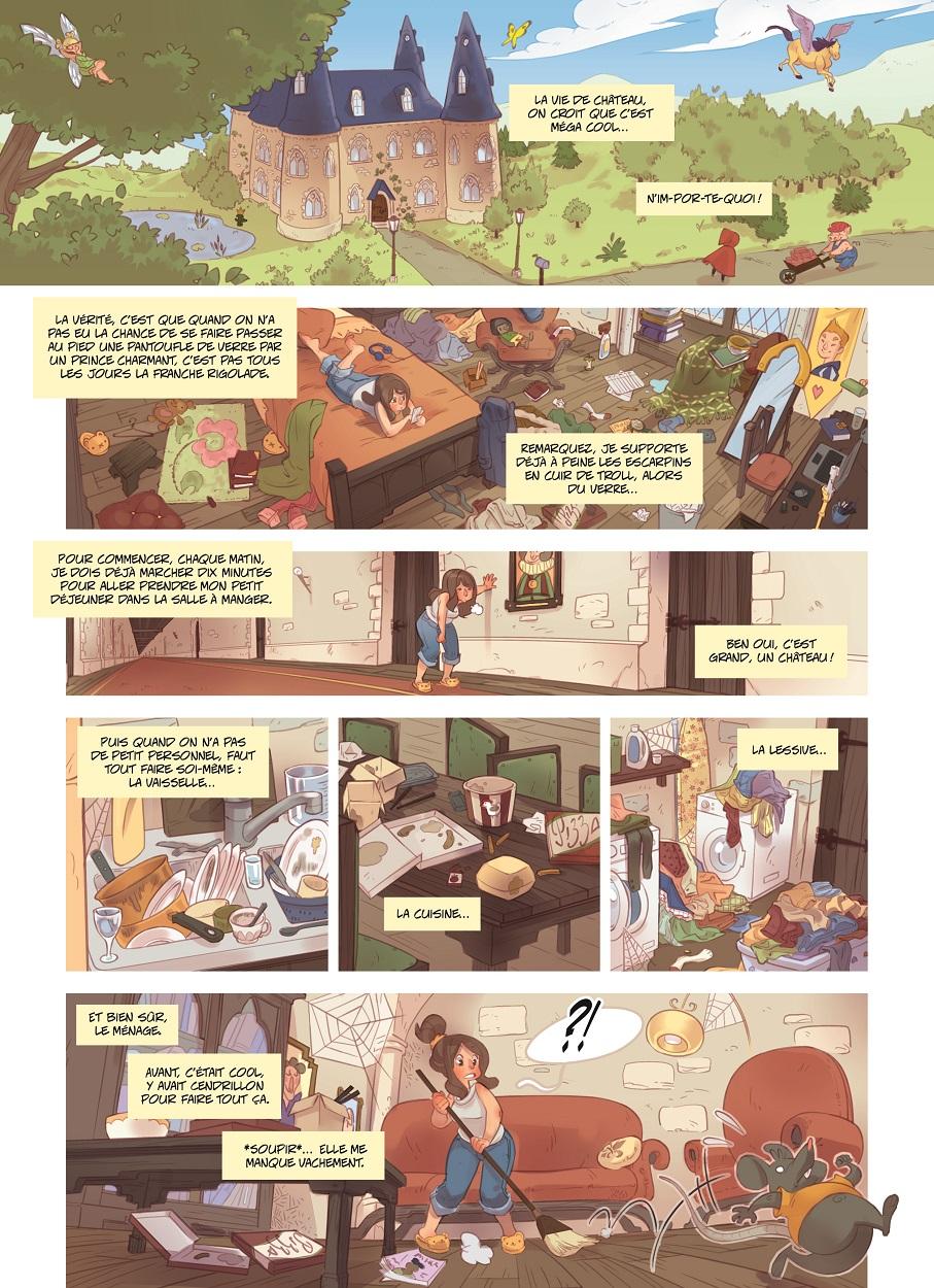 L'envers des contes page 3