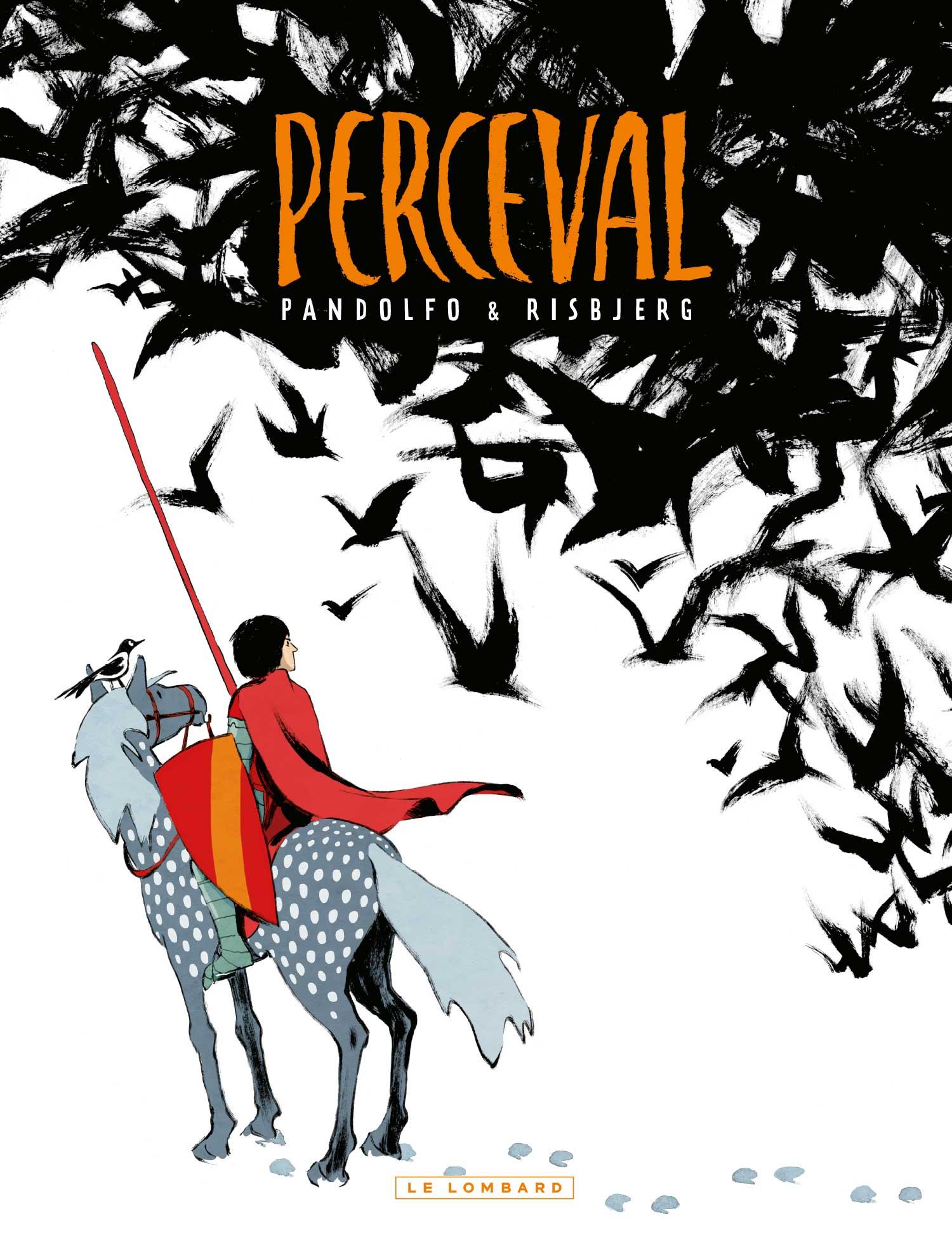 Couverture Perceval