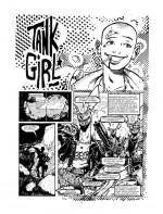 Tank Girl integrale 1