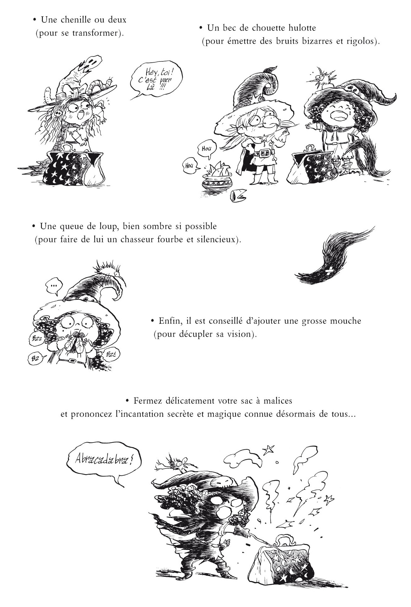 Les Comptines malfaisantes T III page 11