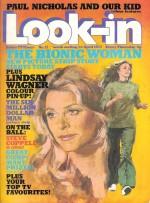 bionic woman look-in