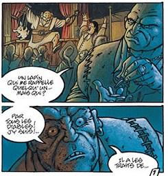 De Cape et de crocs T12 case page 1