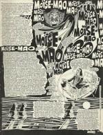 Six pages Publiées dans Tock and Folk, où Gotlib met en scène Jérôme Savary et son Grand Magic Circus.