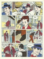 « Alan Hassad » dans Orient Express.