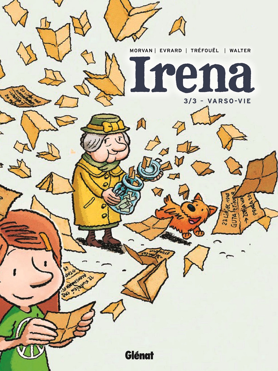 Irena T3, sortie en 2018