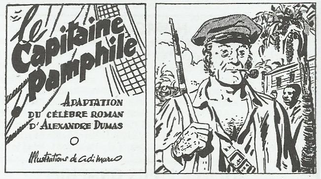 Capitaine Phamphile