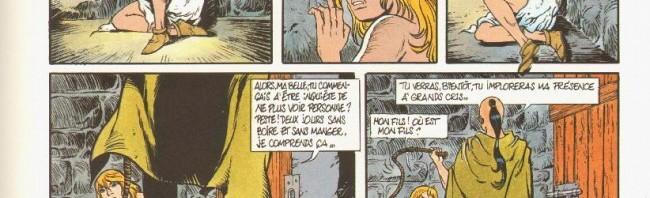 « Cranach de Morganloup » dessiné par Didier Convard.