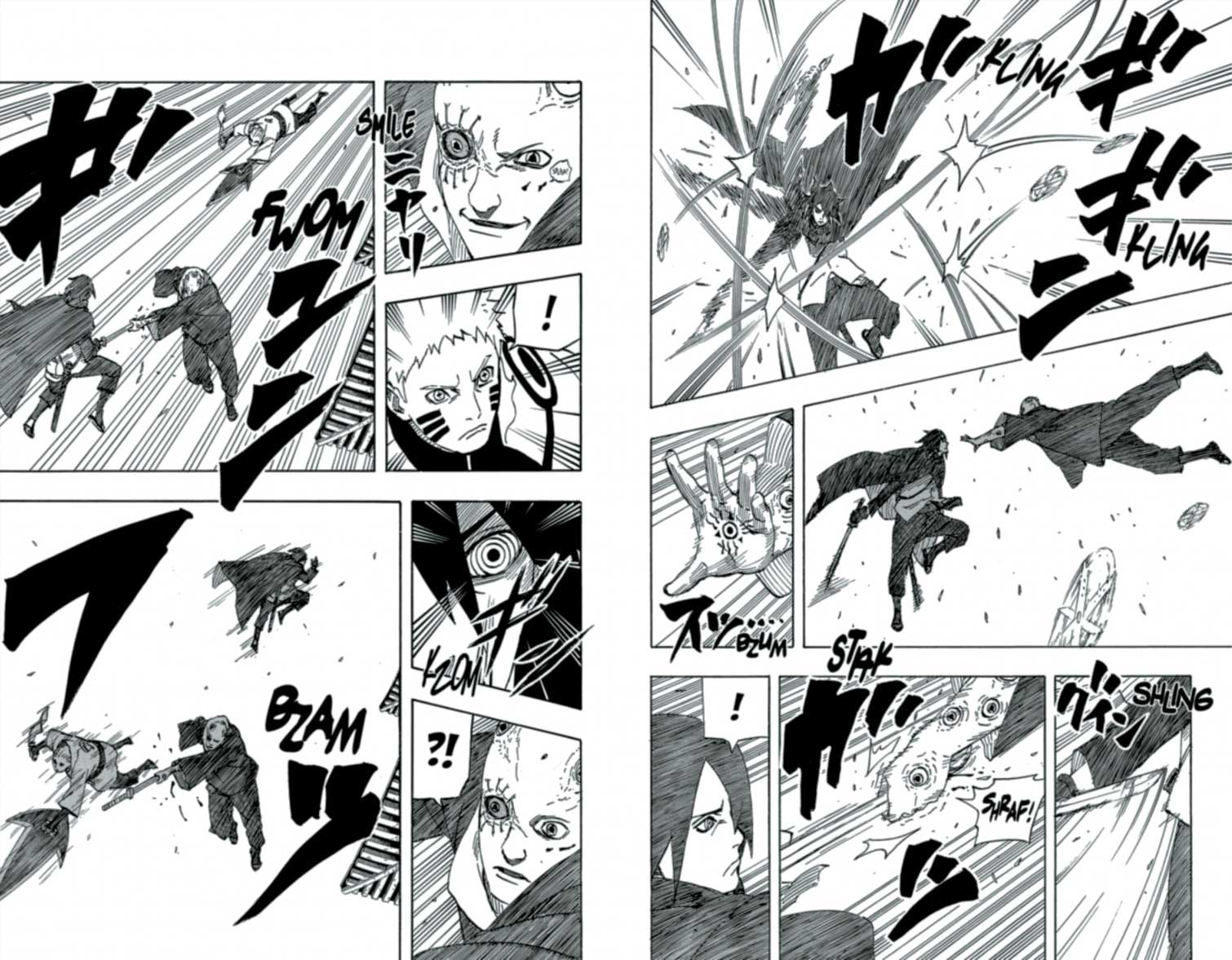Naruto-Gaiden-bataille
