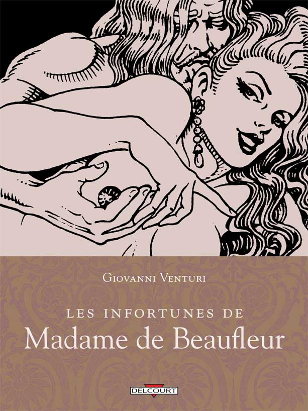 couv Madame de Beaufleur