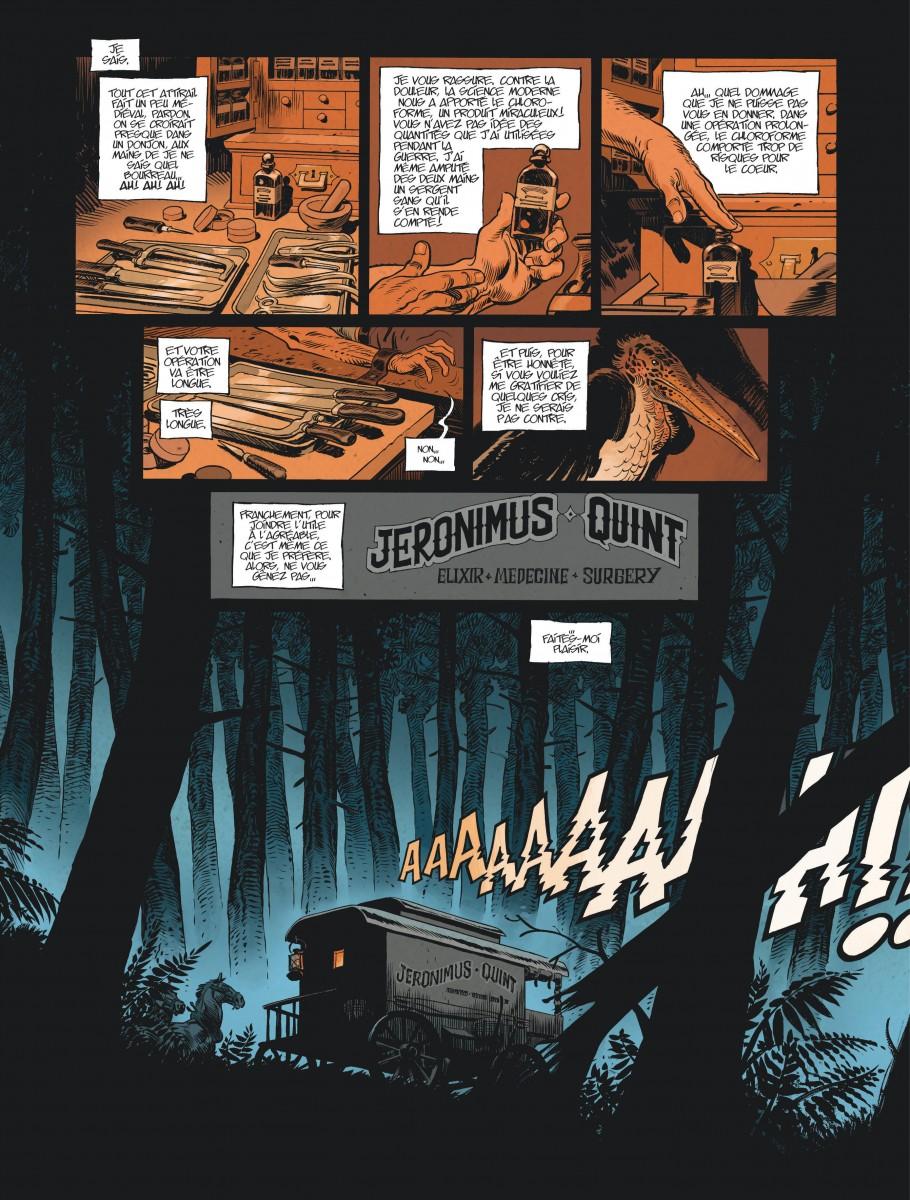 Undertaker T3 L Ogre De Sutter Camp Par Ralph Meyer Et