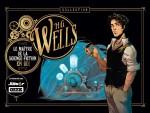 HG Wells présente... : visuel pour la collection