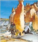 Les cheminées de fée en Cappadoce