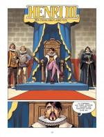 Jeux de trône (page 10 ; Delcourt 2017)