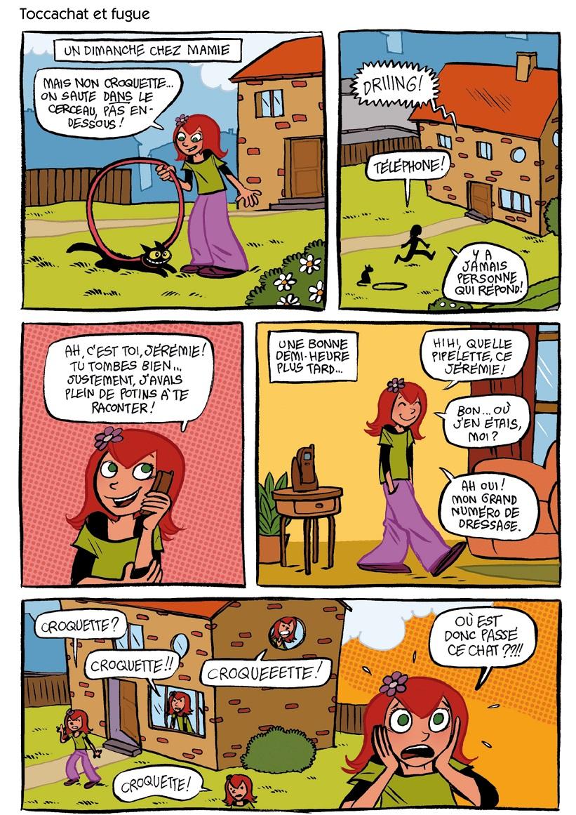 Les Enquêtes de Violette page 11