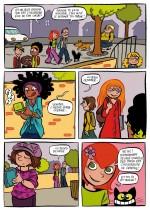 Les Enquêtes de Violette page 5