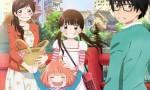 Le trait caractéristique de Chica Umino est conservé dans la version animé de sa série «March Comes in Like a Lion».