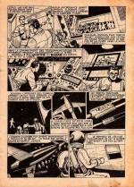 « Vers la lune », dans le n° 2 de Météor, en juin 1953.