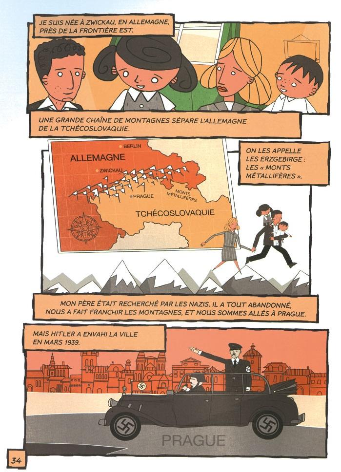 Rescapés de la Shoah page 34