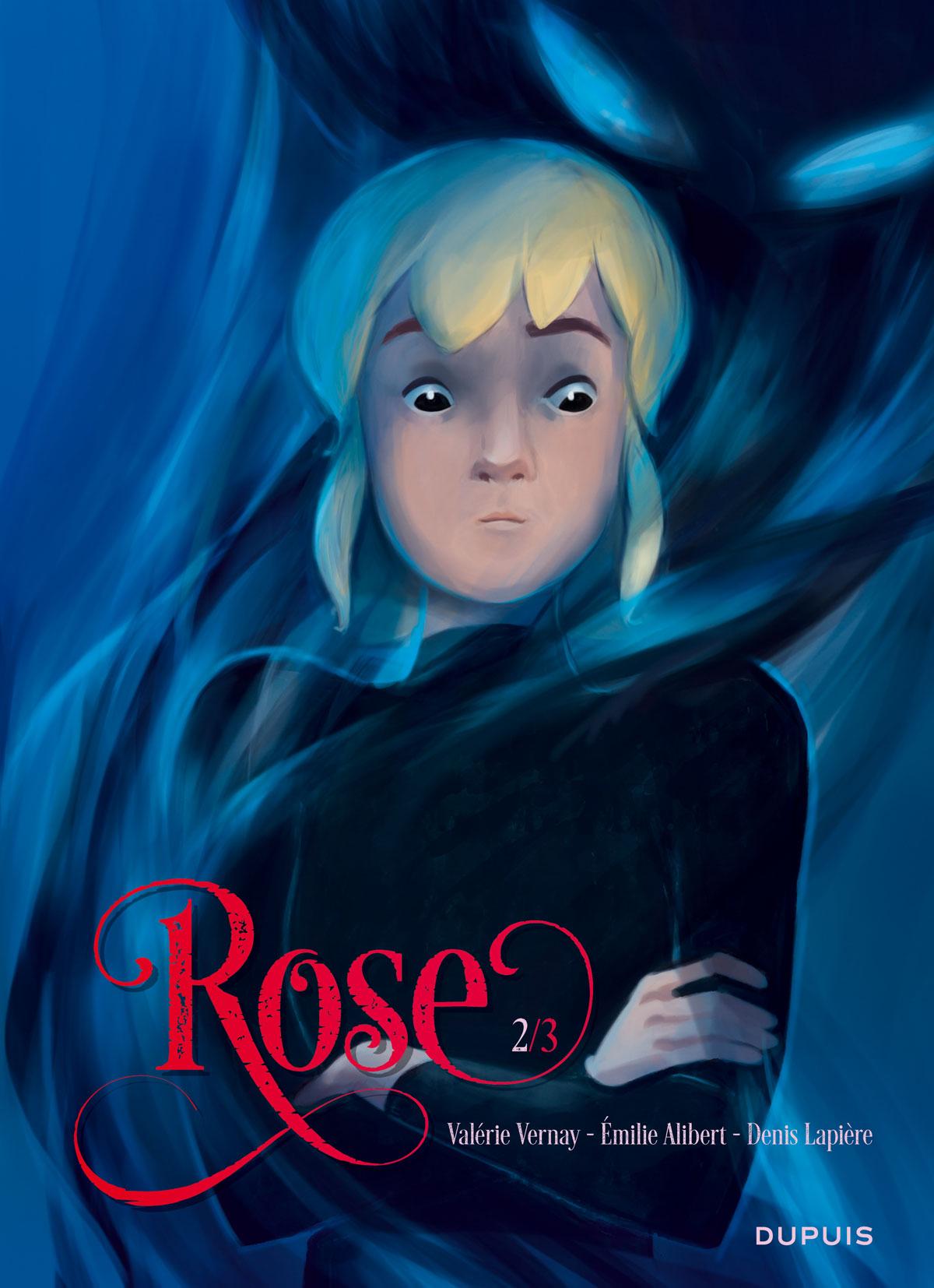 Couverture Rose T2, sortie septembre 2017