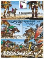 Une bataille du temps des Croisades