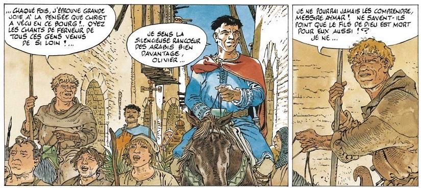 Aymar et Olivier en Terre Sainte