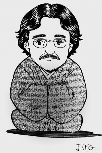 Autoportrait de Taniguchi.