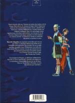 Verso de l'album, édition de 1995.
