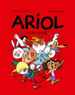 couverture Ariol12