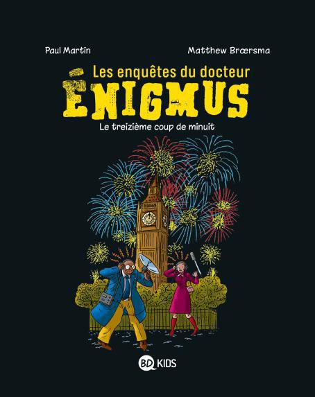 couverture enigmus T3