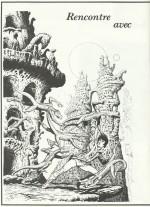 Illustration parue dans le n° 67 du Collectionneur de bandes dessinées (été 1991).