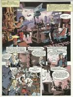 « La Bête d'Écume » planche 2.