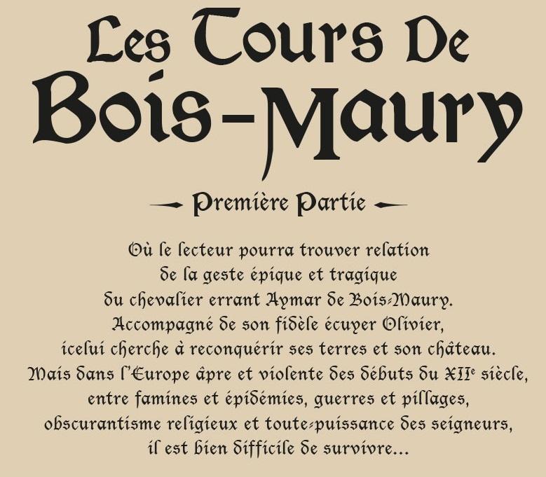 résumé Tours de bois Maury