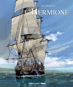 Deux voyages avec Delitte au XVIIIe siècle : L'Hermione et Le Sang des lâches