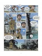 Jutland (planche 2) : missions et renseignements