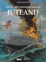 """Couverture et visuels par J.-Y. Delitte pour """"Jutland"""" (Glénat 2017)"""