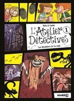 ATELIER DETECTIVES T1-Couv