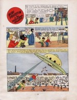 Bibi Fricotin et les soucoupes volantes