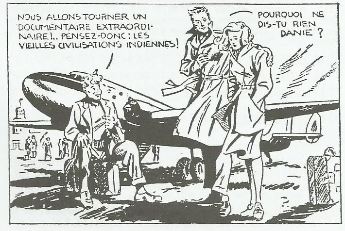 « La Caravane du soleil ».