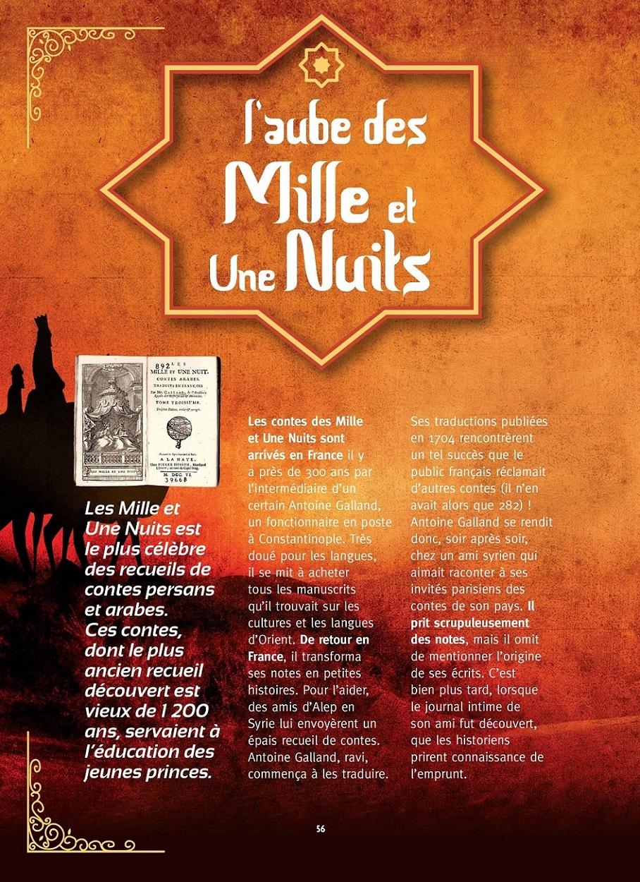 A l'Aube des Mille et Unes Nuits