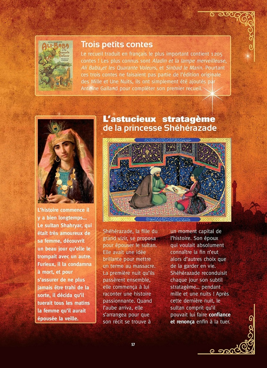 Contes arabes page 57