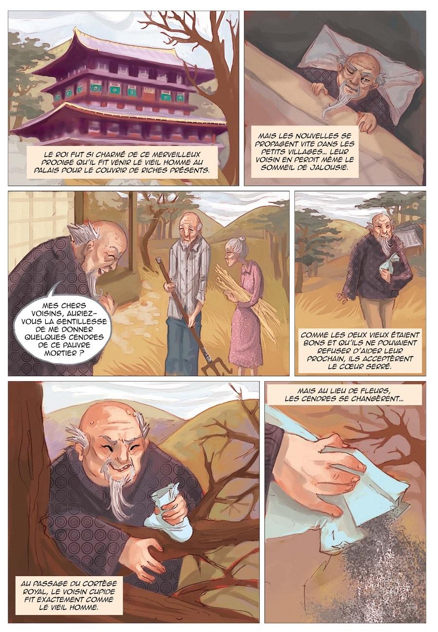 Contes asiatiques page 10