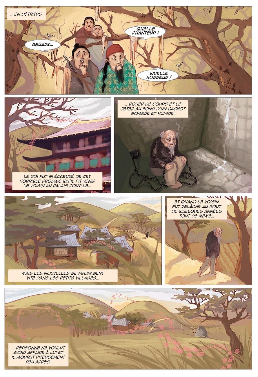Contes asiatiques page 11
