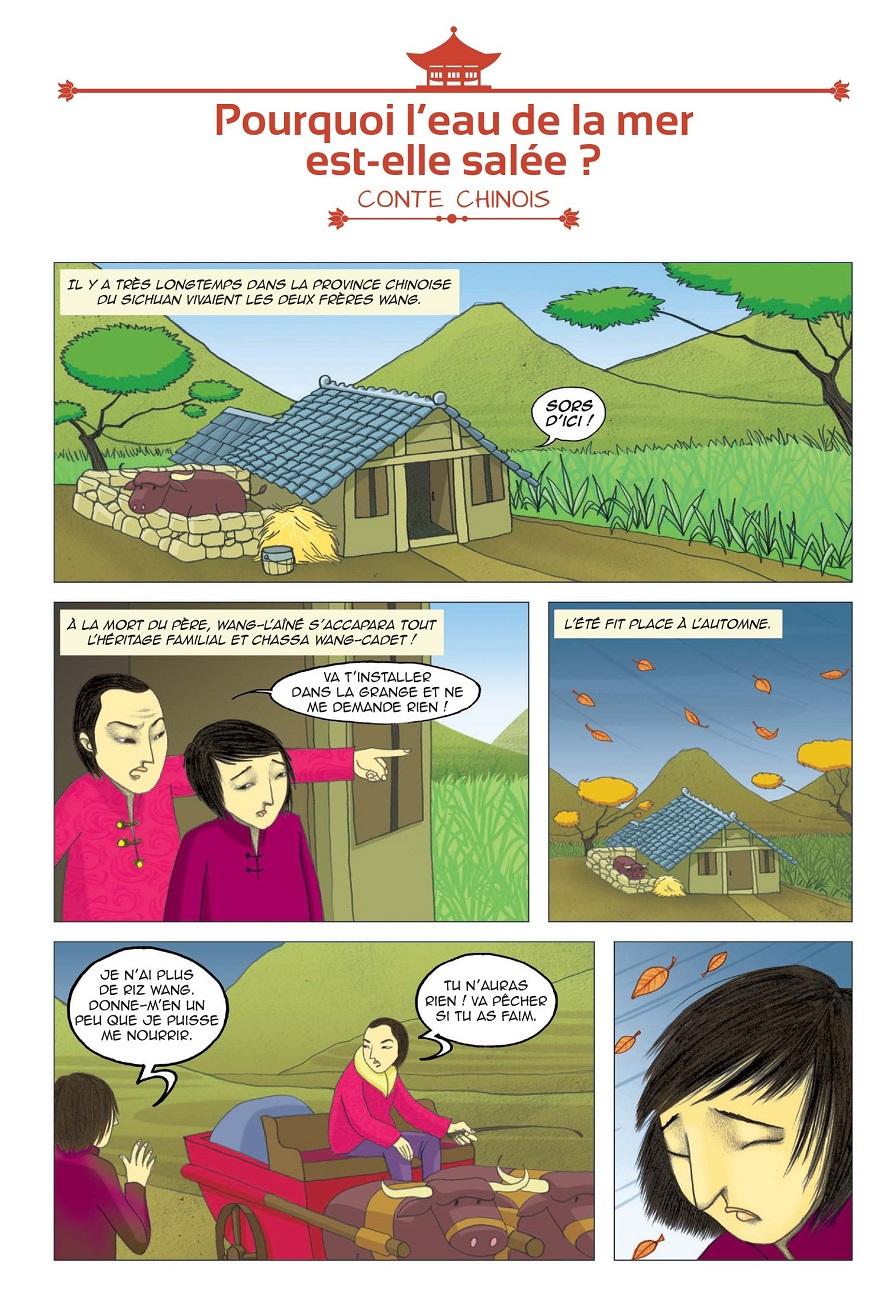 Contes asiatiques page 14